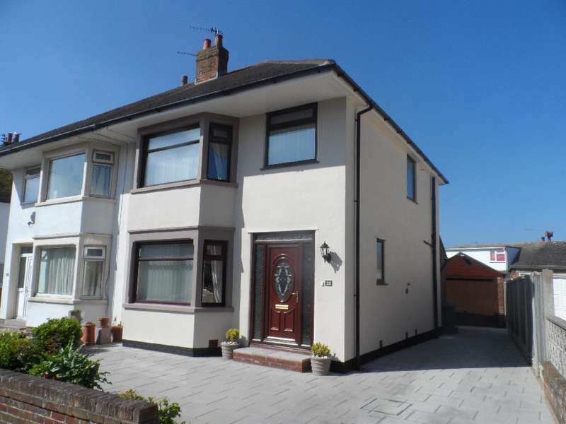 3 Bedrooms Semi Detached House for sale in Kirkstone Drive, Thornton Cleveleys, FY5 1QQ