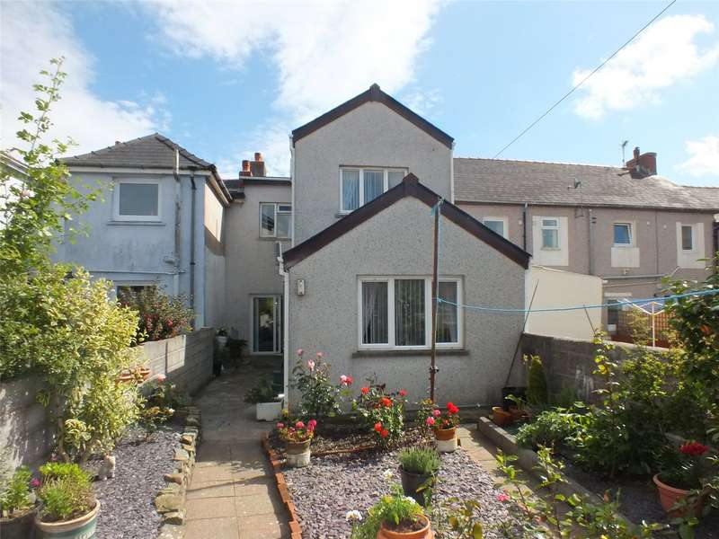 3 Bedrooms Terraced House for sale in Charles Street, Neyland, Milford Haven