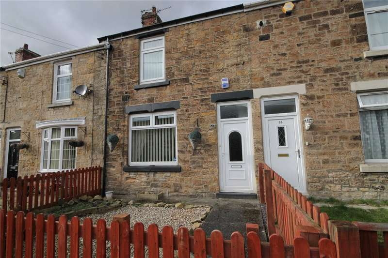 2 Bedrooms Terraced House for sale in Gill Street, Consett, County Durham, DH8