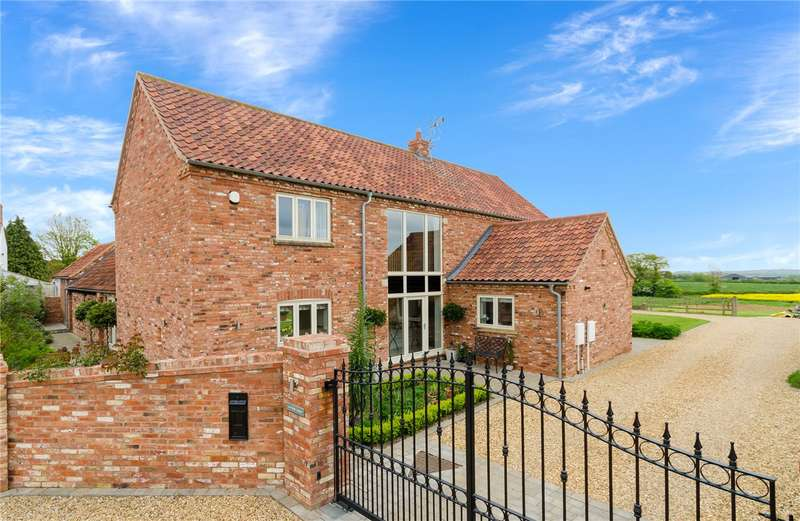 5 Bedrooms Detached House for sale in Main Street, Foston, Grantham, NG32