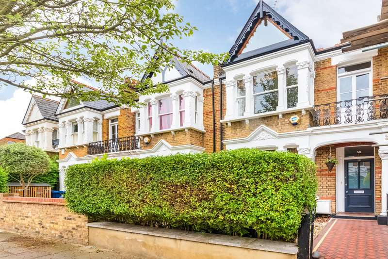 5 Bedrooms Terraced House for sale in Woodhurst Road, Acton, London, W3