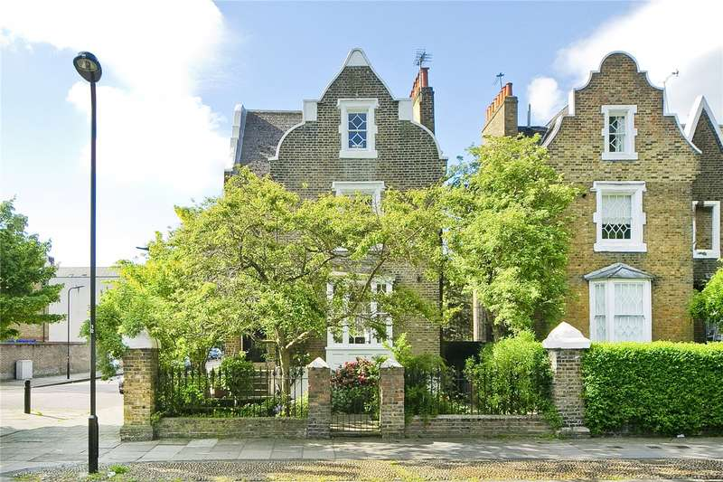 5 Bedrooms Detached House for sale in De Beauvoir Square, De Beauvoir, N1