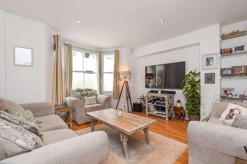 3 Bedrooms Maisonette Flat for sale in Lydford Road, Maida Vale, London, W9