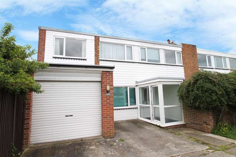 6 Bedrooms Semi Detached House for sale in Canal Road, Yapton, West Sussex, BN18