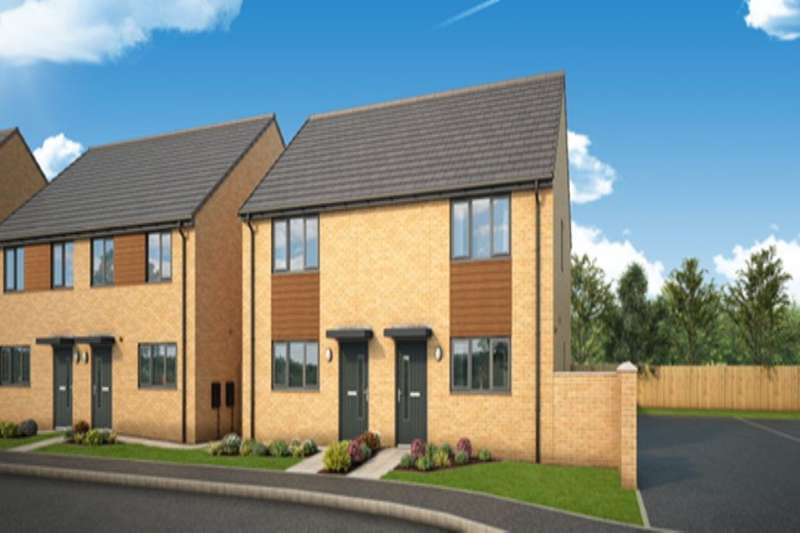 3 Bedrooms Semi Detached House for sale in Howard Broomhouse Lane, Edlington, Doncaster, DN12