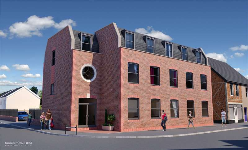 1 Bedroom Apartment Flat for sale in Century House, 234 Station Road, Addlestone, Surrey, KT15