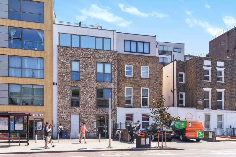 1 Bedroom Flat for sale in Haggerston Studios, 284 Kingsland Road, London, E8