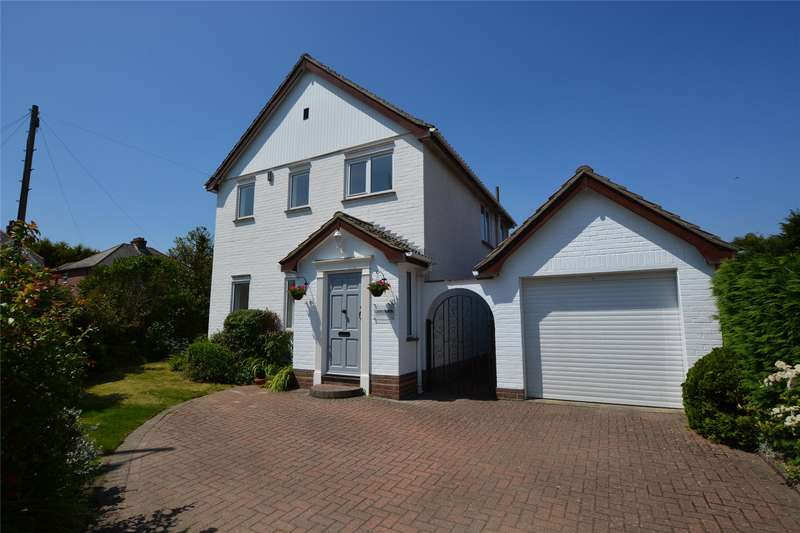 3 Bedrooms Detached House for sale in Bridge Road, Lymington, Hampshire, SO41
