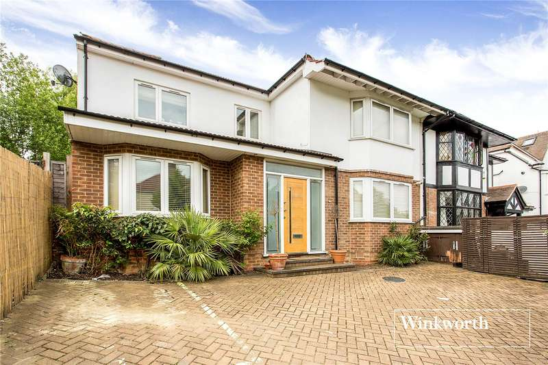 2 Bedrooms Flat for sale in Argyle Road, Woodside Park, London, N12