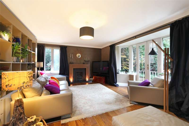 3 Bedrooms Flat for sale in Chimneys Court, 119 Ridgway, London, SW19