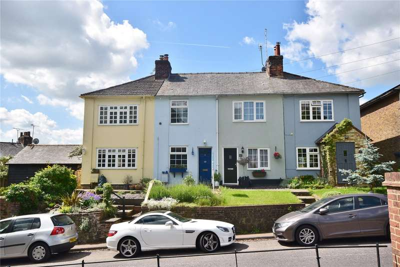 2 Bedrooms Terraced Bungalow for sale in Stansted Mountfitchet