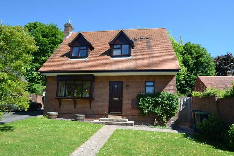 3 Bedrooms Detached House for sale in Sixpenny Handley