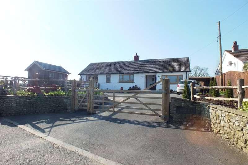 3 Bedrooms Detached Bungalow for sale in Rocklea, Hodgeston, Pembroke, Pembrokeshire