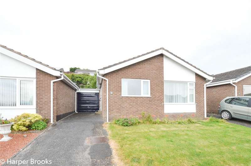 2 Bedrooms Bungalow for sale in Macadam Way, Penrith, Cumbria, CA11