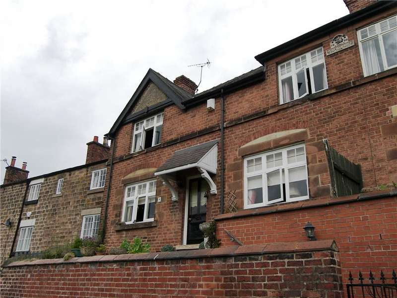 3 Bedrooms Semi Detached House for sale in Wyver Lane, Belper, Derbyshire, DE56
