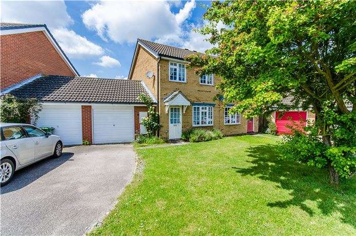 2 Bedrooms Semi Detached House for sale in Impala Drive, Cambridge