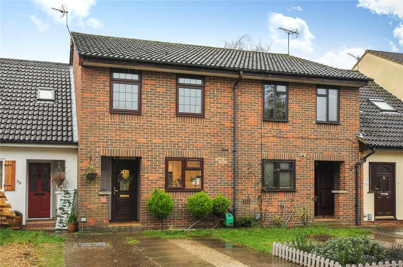 3 Bedrooms Terraced House for sale in Clarkfield, Mill End, Hertfordshire, WD3