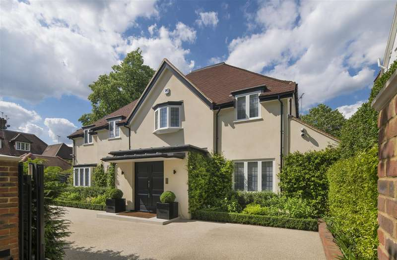 6 Bedrooms House for sale in West Heath Avenue, Golders Hill Park, NW11