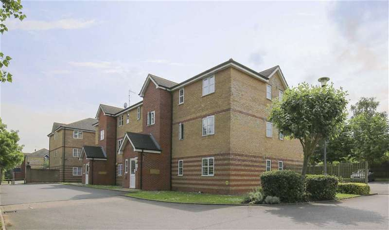 2 Bedrooms Property for sale in Lucas Gardens, East Finchley, London, N2