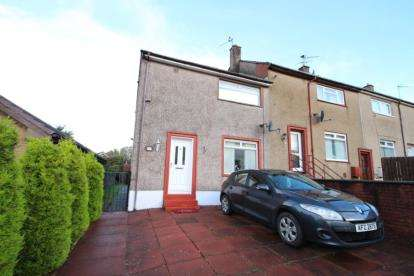 2 Bedrooms End Of Terrace House for sale in Cherrywood Drive, Beith