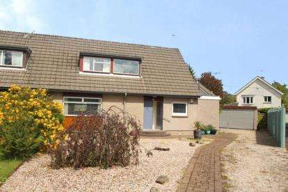 3 Bedrooms Semi Detached House for sale in Manse Crescent, Stirling