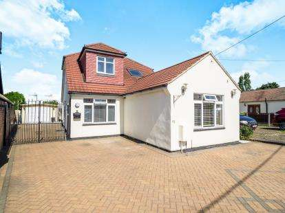5 Bedrooms Bungalow for sale in Rainham
