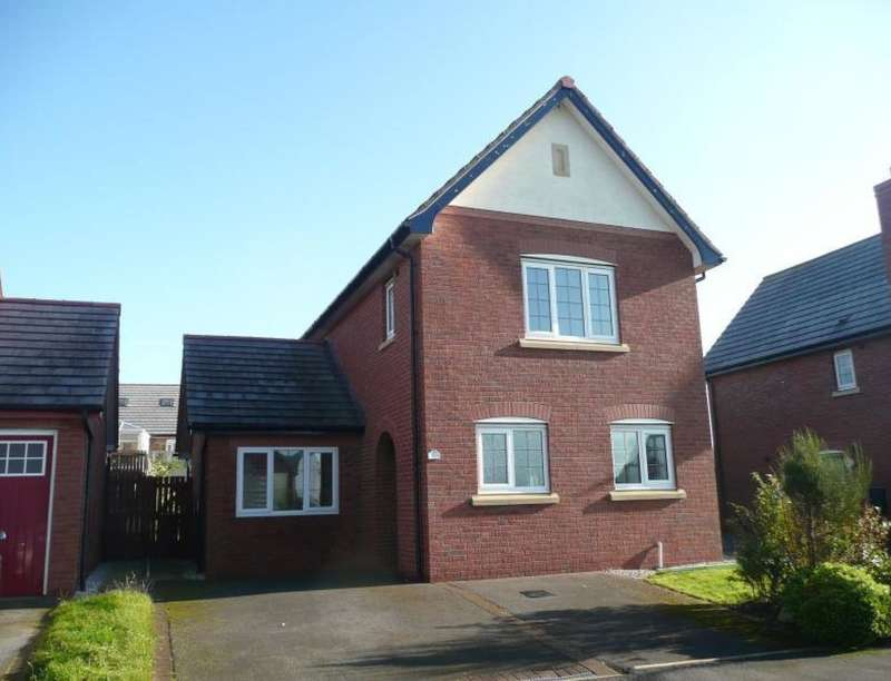 3 Bedrooms Detached House for sale in Fern Grove, Whitehaven, CA28