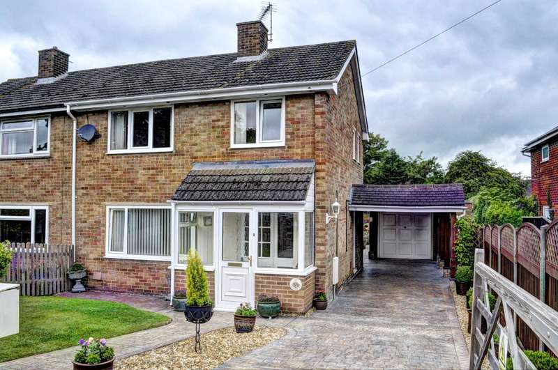 3 Bedrooms Semi Detached House for sale in Greenwood Avenue, Chinnor
