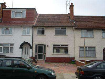 4 Bedrooms House for sale in Review Road, Neasden, NW2