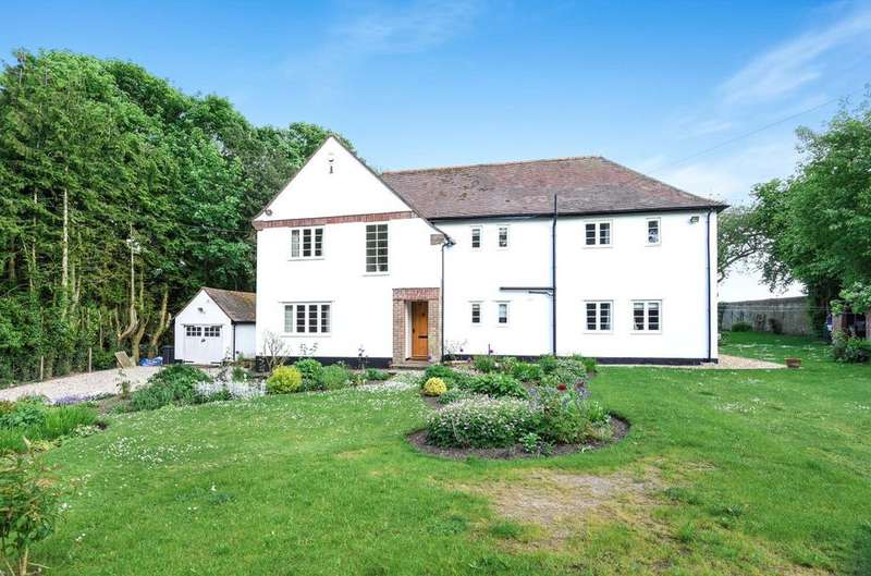 4 Bedrooms Detached House for sale in Church Road, Felsham, Bury St Edmunds, Suffolk, IP30