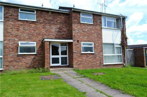 1 Bedroom Maisonette Flat for sale in Verdun Close, Whitnash, Leamington Spa, Warwickshire