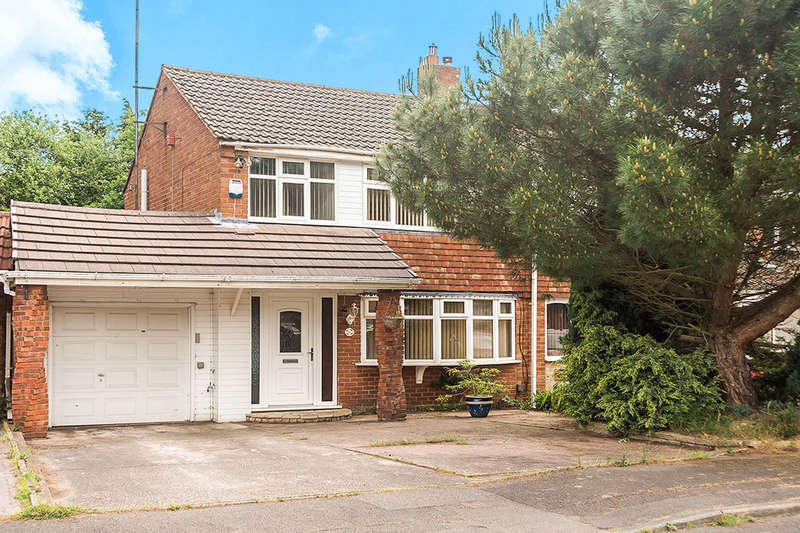 3 Bedrooms Semi Detached House for sale in Lynbrook Close, DUDLEY, DY2