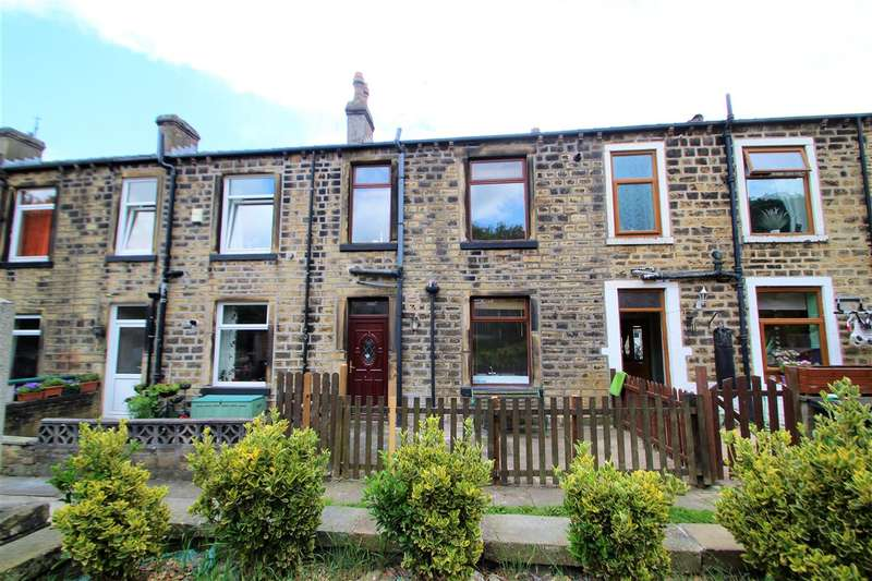 2 Bedrooms Terraced House for sale in Edward Street, Sowerby Bridge