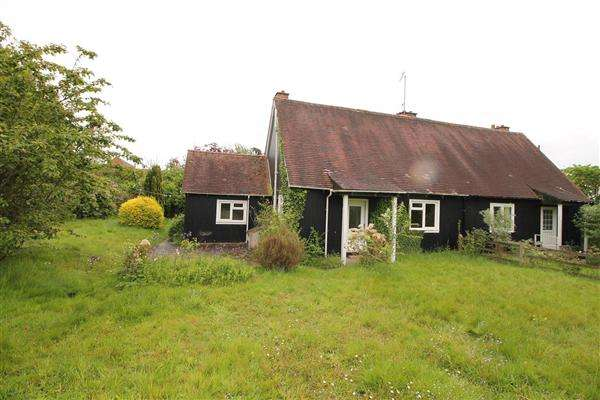 2 Bedrooms Semi Detached House for sale in Swedish House, Exhall, Alcester, Exhall, Alcester