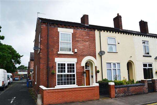 2 Bedrooms End Of Terrace House for sale in Eyet Steet, Leigh