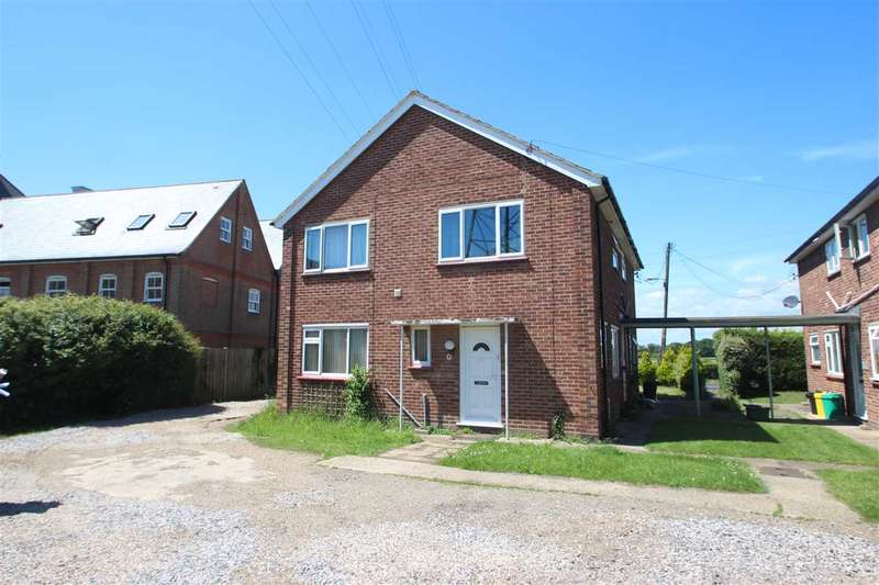 1 Bedroom Flat for sale in Pylon Court, Elmstead Road, Wivenhoe, Colchester