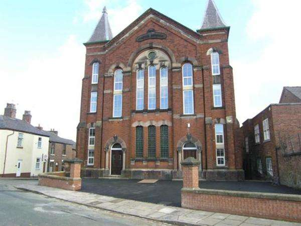 2 Bedrooms Apartment Flat for sale in South Park Road, Macclesfield