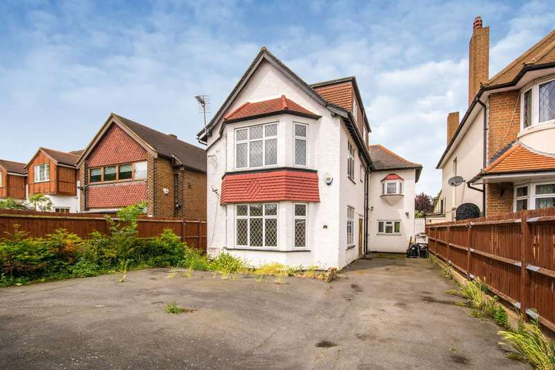 5 Bedrooms House for sale in Ryecroft Road, Streatham, SW16