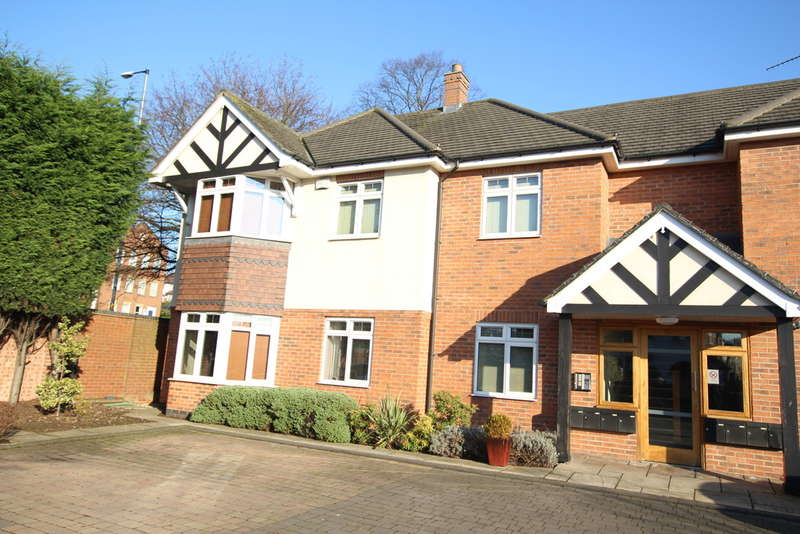 2 Bedrooms Flat for sale in Millbrook House, South Parade, Sutton Coldfield, B72 1QY