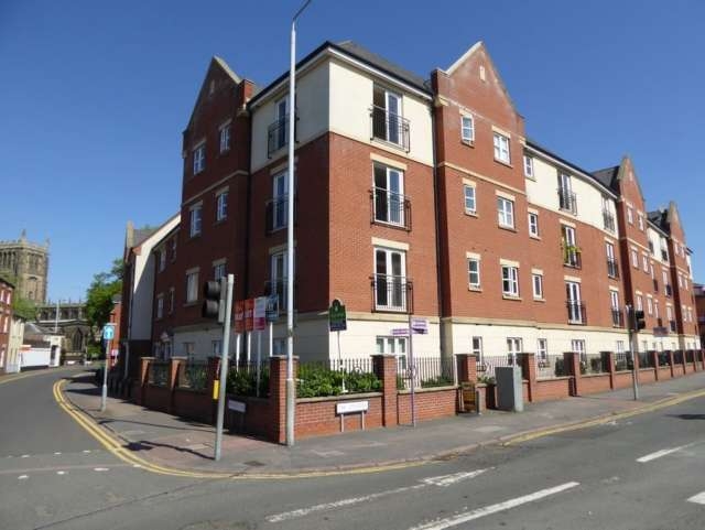 2 Bedrooms Apartment Flat for sale in Manor Gardens Close Loughborough