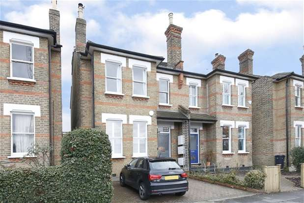 4 Bedrooms Semi Detached House for sale in Park Hall Road, Dulwich