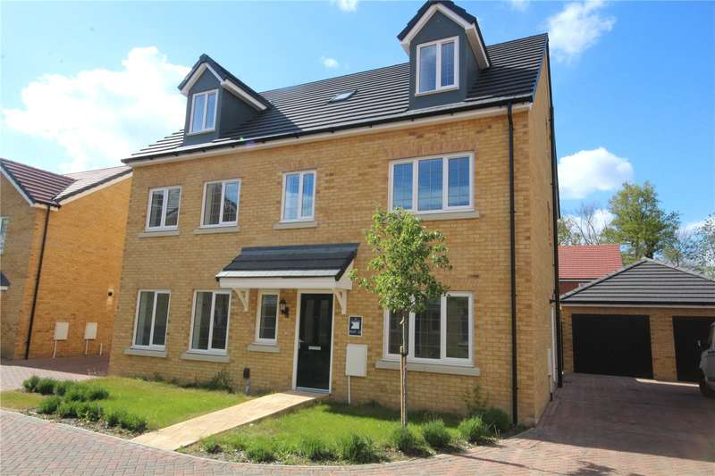 6 Bedrooms Detached House for sale in Plot 12 Rounton Place, Nascot Wood Road, Watford, Hertfordshire, WD17