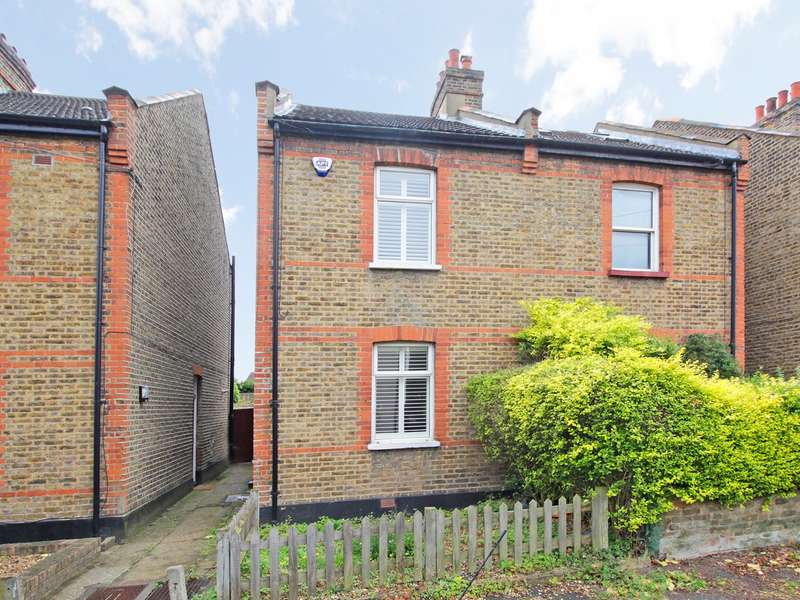2 Bedrooms Semi Detached House for sale in Blandford Avenue, Beckenham, BR3