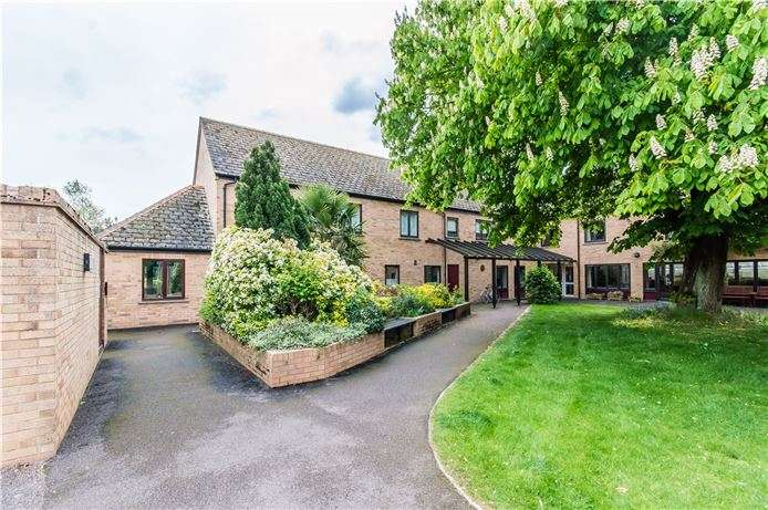 2 Bedrooms Retirement Property for sale in Windmill Grange, Histon, Cambridge