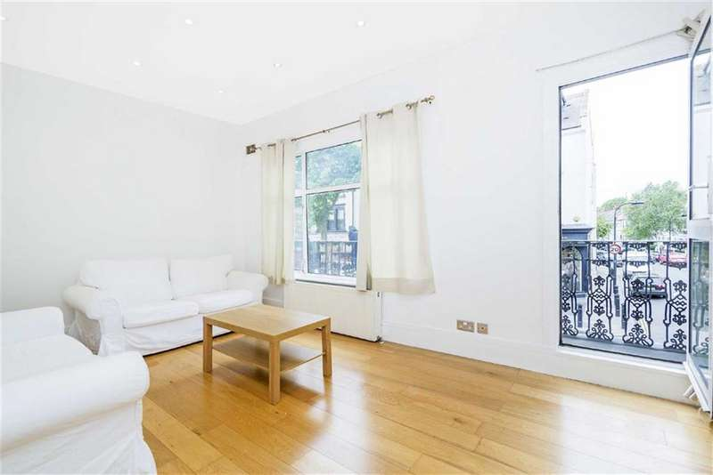 3 Bedrooms Flat for sale in Wandsworth Bridge Road, Fulham, London, SW6