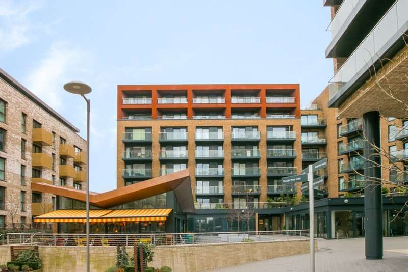 3 Bedrooms Apartment Flat for sale in Seafarer Way, London, London, SE16
