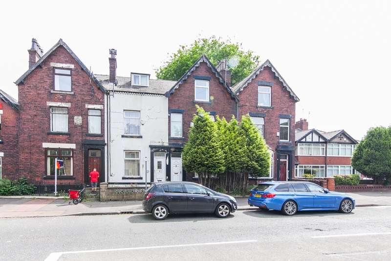 4 Bedrooms Terraced House for sale in Oldham Road, Rochdale, Greater Manchester, OL16