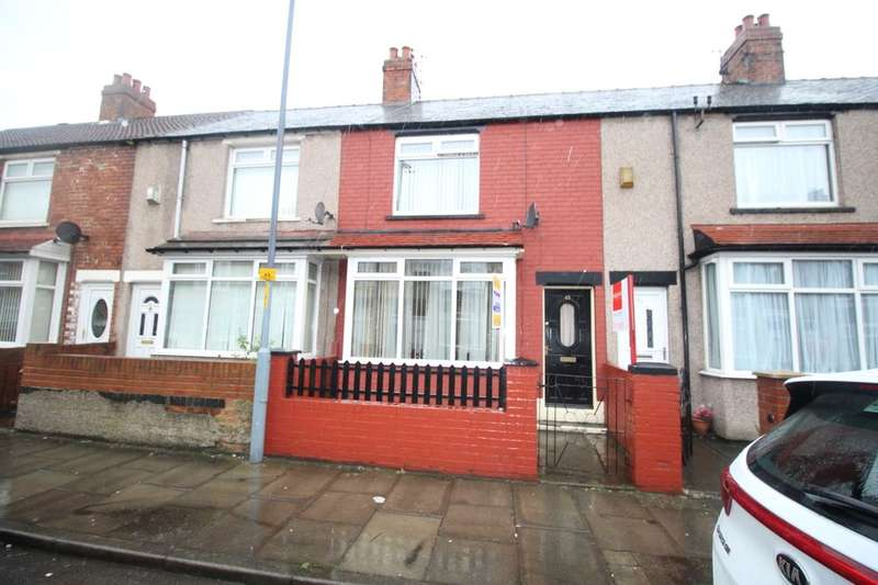 2 Bedrooms Property for sale in Saltwells Road, Middlesbrough, TS4