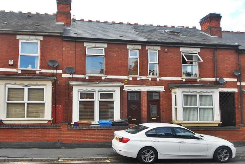 3 Bedrooms Terraced House for sale in Walbrook Road, Cavendish