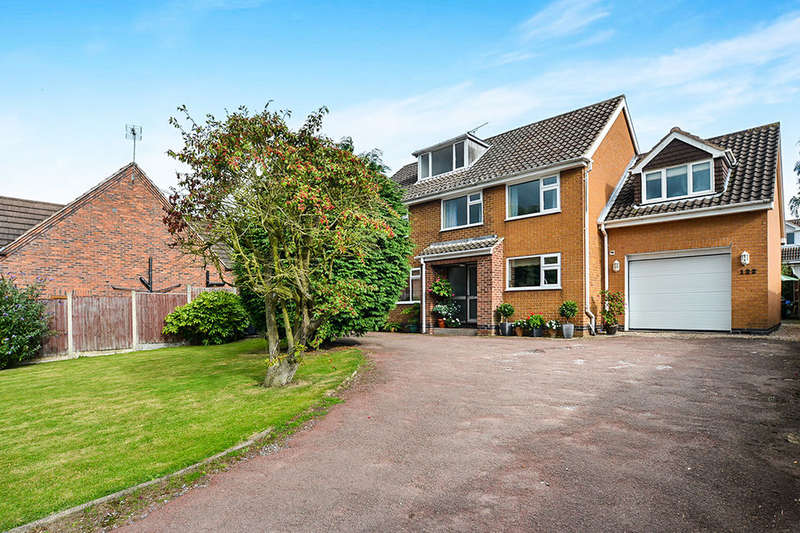 5 Bedrooms Detached House for sale in Alfreton Road, Underwood, Nottingham, NG16